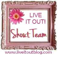 Live it out Shout Team