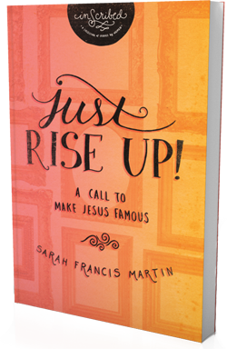 Just RISE UP! Cover