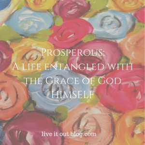 Prosper- A live engangled with the Grace (1)